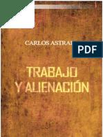 32942371 Carlos Astrada Trabajo y Alienacion