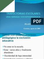 TERIGI Flavia Trayectorias Escolares 2009 Cordoba