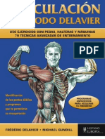 Musculacion El Metodo Delavier
