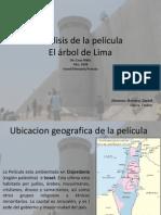 Análisis de la película El Árbol de Lima
