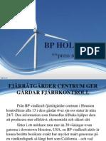 FJÄRRÅTGÄRDER CENTRUM GER GÅRDAR FJÄRRKONTROLL, bp holdings press releases and news articles