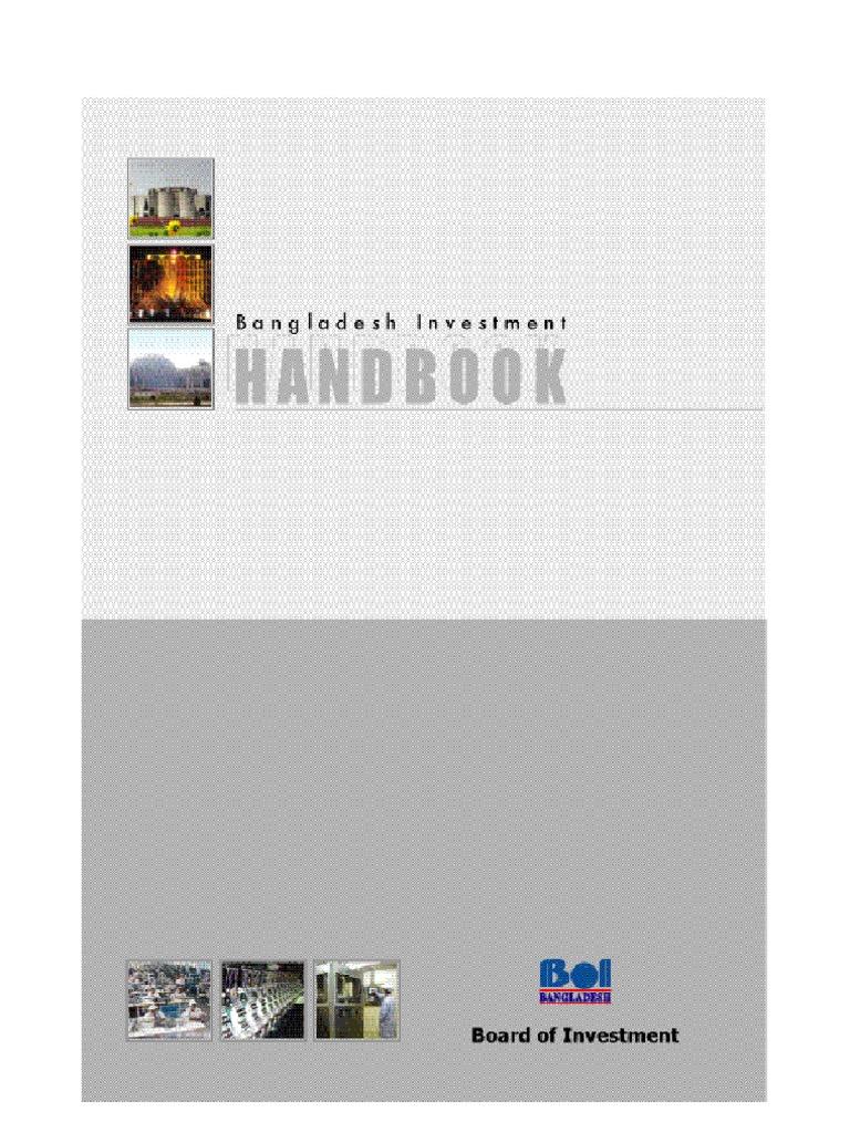 Bangladesh Investment Hand Book 2007 | Bangladesh | Economic Growth