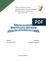 1 Informe de Formacion Sociopolitica Clovis
