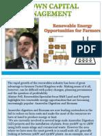 Crown Capital Management Renewable Energy Sources