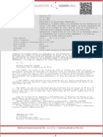 Decreto 776 (12 noviembre 1988)