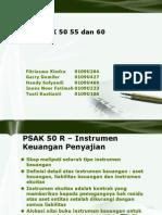 PSAK 50 55 dan 60