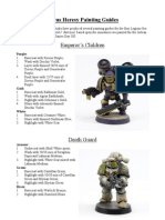 Horus Heresy Retribution Pdf