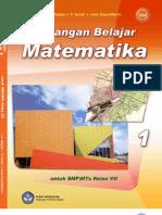Pegangan Belajar Matematika SMP/MTs Kelas VII