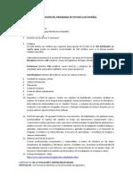 INFORMACIÓN DEL PROGRAMA DE ESTUDIO LLM