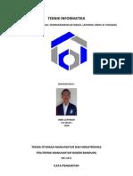 Pengenalan Visual Basic 6 , Pemrograman Database, Laporan, Menu & Toolbar (Inan Layyinan)