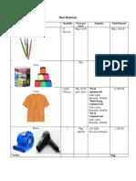 Technical aspect_materials