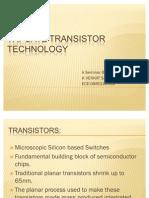 82638802 TRI GATE Transistor 1997
