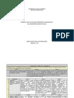 Rubrica Evaluacion Competencias Pedagogicas 2.0