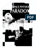 A Space Physics Paradox.nrc 1994