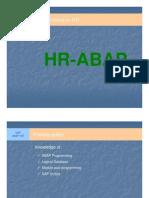 Abap Hr Programing
