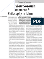 Enlightenment and Philosophy in Islam