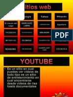 Sitios Web