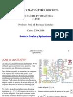 Grafos y aplicaciones