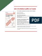 Elevage Du Poulet Et Dindon Au Canada