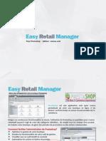 Easy Retail Manager pour Prestashop