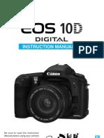 Canon EOS 10D User Guide