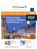 wissenswert Dezember 2012 - Magazin der Leopold-Franzens-Universität Innsbruck