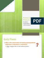 BIO1 - Nonvascular Plants