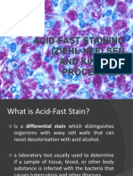 Acid Fast Staining