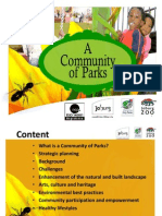 Community of Parks