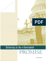 Delivering e Gov
