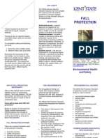 Fall Protection Brochure