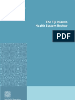 Fiji Islands Health System