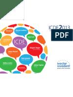 ICDE2013 Brochure