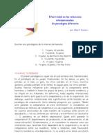 Efectividad en Las Relaciones Interpersonales (1)