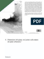 Mazza L - Dimensioni Del Piano. Tre Ipotesi Sulla Natura Dei Piani Urbanistici