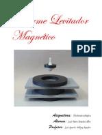 Informe Levitador Magnético