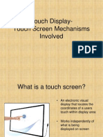 Touchscreens Finall New