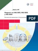 295 Diagnosis Vas 5051, Vas 5052, Vas 5053