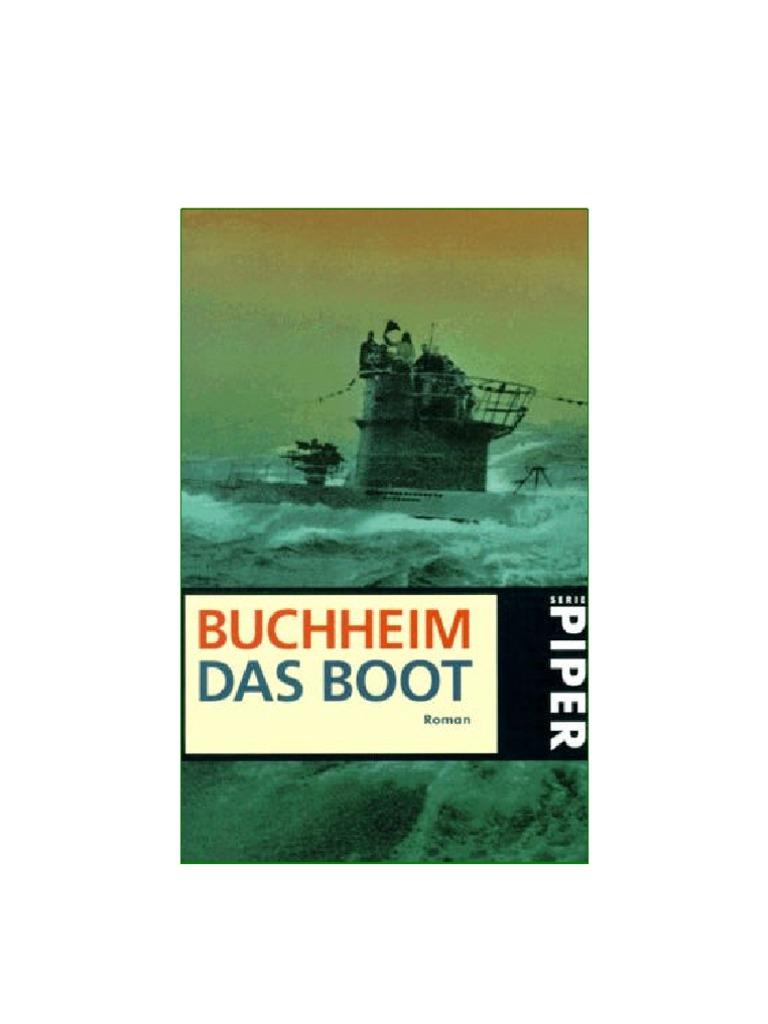 Das Boot in German