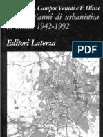 Campos Venuti G - Le città e i piani_