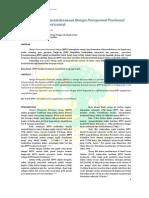 Diagnosis Dan Penatalaksanaan Benign Paroxysmal Positional Vertigo Kanalis Horizontal