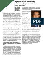 Declaration Le Defi Plus 14 Nov 2009