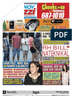Pinoy Parazzi Vol 6 Issue 2  December 5 - 6, 2012