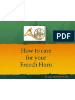 how to care for your fhorn pp
