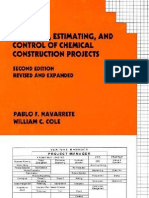 Planning%2C+Estimating%2C+and+Control+of+Chemical+Construction+Projects