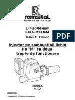 Pg 65 Manual Tehnic