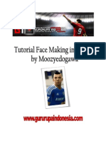 Tutorial Face Making in Blender