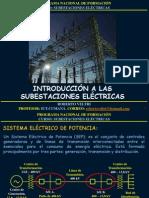 Tema 1. Introducción a las Subestaciones Eléctricas