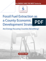 Energy Focusing Counties
