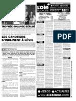Petites annonces et offres d'emploi du Journal L'Oie Blanche du 5 décembre 2012